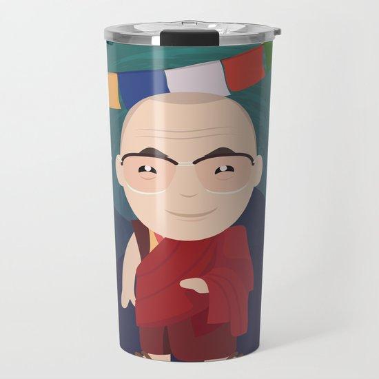 The Dalai Lama by kristikremers