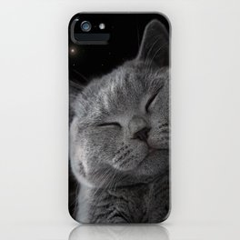Beauty Sleep iPhone Case