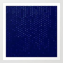 cancer zodiac sign pattern std Art Print