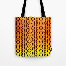 Gold and Chains - Vivido Series  Tote Bag