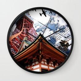 Musashi - Heian Surrender Wall Clock