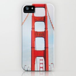Golden State of Mind iPhone Case