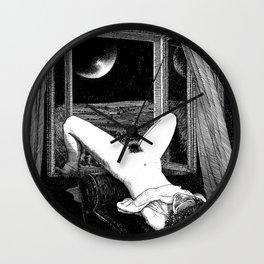 asc 558 - Le clair de femmes (Moonstruck) Wall Clock