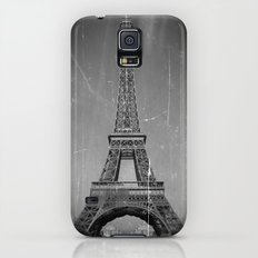 Vintage Eiffel Tower Galaxy S5 Slim Case