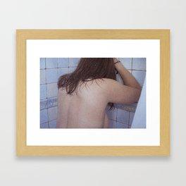 Regne du sommeil 2 Framed Art Print
