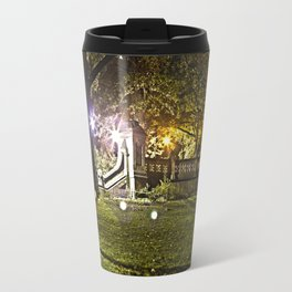 Central Park, NYC - HDR Travel Mug