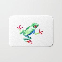 Tree Frog Bath Mat