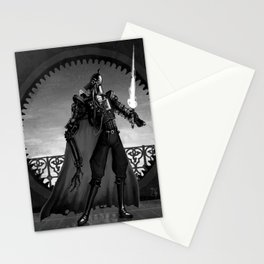 Steampunk Space Opera: Dark Lord Stationery Cards