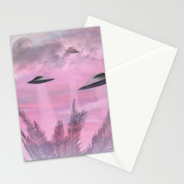 Alien Age Stationery Cards