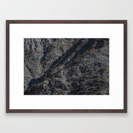 Human intervention Framed Art Print