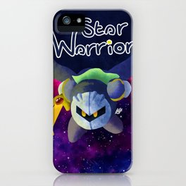 The Star Warrior iPhone Case