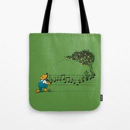 Maestro of Nature Tote Bag