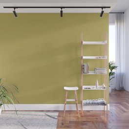 Dunn & Edwards 2019 Trending Colors Spring Marsh (Green Brown) DE5487 Solid Color Wall Mural
