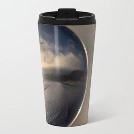 Capturing Avila Beach refraction photography crystal ball Travel Mug