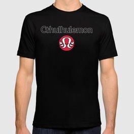 Cthulhulemon Parody T-shirt