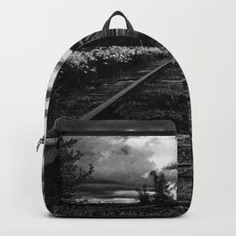 Historic Infrastructure in Disuse and Disrepair Backpack