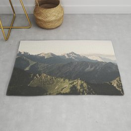 Wild Hearts - Landscape Photography Rug