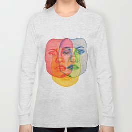 Overexposed Long Sleeve T-shirt