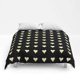 Heart 3 – Yellow Comforters