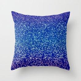 Glitter Graphic G84 Throw Pillow