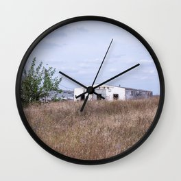 build landscape Wall Clock