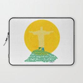 Cristo Redentor - Rio de Janeiro Laptop Sleeve