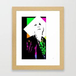 DEFINED Framed Art Print