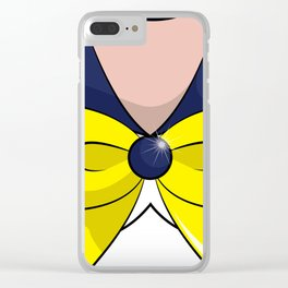 Sailor Uranus Clear iPhone Case