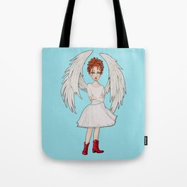 My Halo is in The Shop Tote Bag