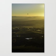 Hot Air Balloon Canvas Print