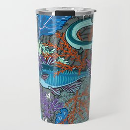 aquarium life Travel Mug