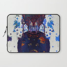 your footsteps are pavlovs bell Laptop Sleeve