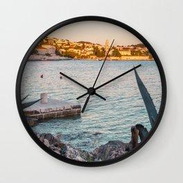 Hvar 2.3 Wall Clock