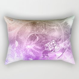 The Quantum Mechanic Rectangular Pillow