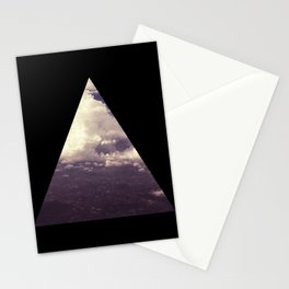 Bizzarre Love Triangular Stationery Cards