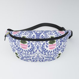 Southern Living - Chinoiserie Pattern Fanny Pack