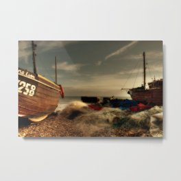 Hastings Metal Print