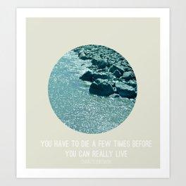 Always Create.  Art Print