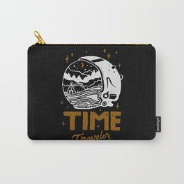 Time Traveler Carry-All Pouch