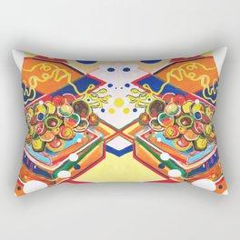 Happy Meal Rectangular Pillow