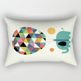 Fly High And Dream Big Rectangular Pillow