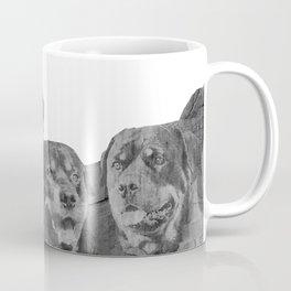 Mount Rottmore Coffee Mug