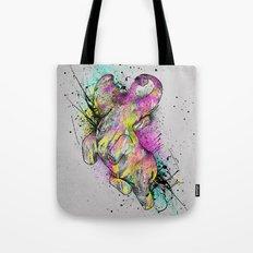 ELE'Paint Tote Bag