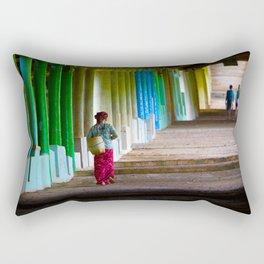 Myanmar Rectangular Pillow
