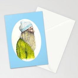 Beardy Man Stationery Cards