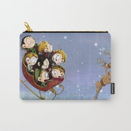 Little Hiddles Christmas Time Carry-All Pouch