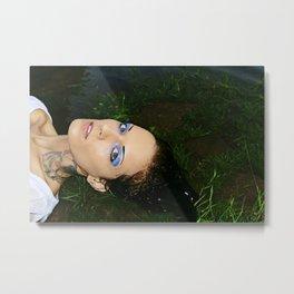 Unterwasser 1 Metal Print