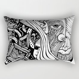 Babylon Rectangular Pillow