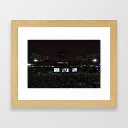 """Never Had One Lesson"" Framed Art Print"