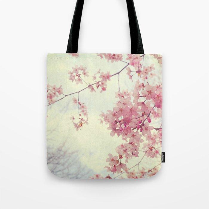 Dreams In Pink Tote Bag